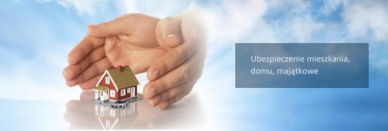 ubezpieczenie mieszkania, domu